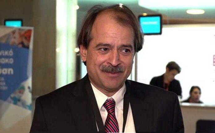 Ιωαννίδης Covid-19