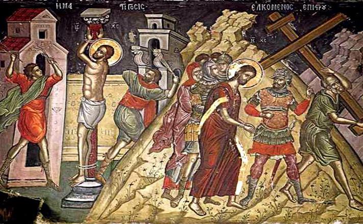Ιησούς Γολγοθάς